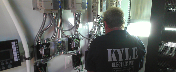 Electric Residential Construction | Kyle Electric Inc. - Daytona Beach, FL